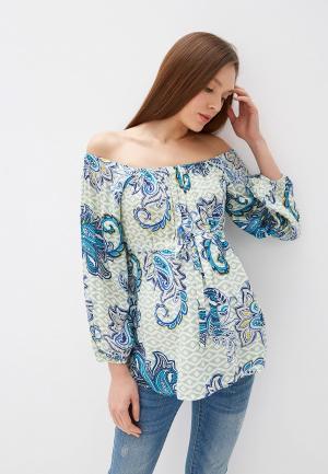 Блуза Dorothy Perkins Maternity. Цвет: разноцветный