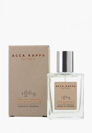 Одеколон Acca Kappa 1869 100 мл. Цвет: прозрачный