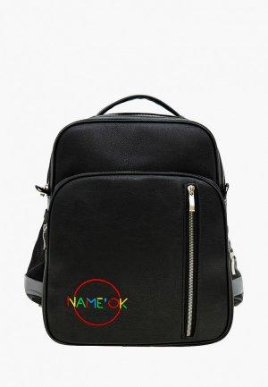 Рюкзак NameOk Name'Ok. Цвет: черный