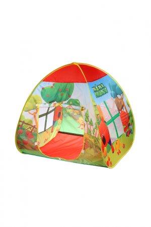 Палатка Играем вместе. Цвет: красный