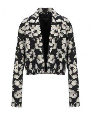Пиджак ANNA RACHELE BLACK LABEL. Цвет: черный