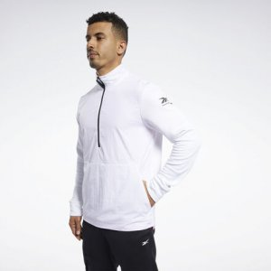 Джемпер Speedwick Quarter-Zip Reebok