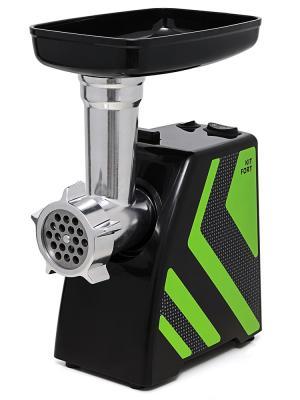 Мясорубка КТ-2101-2 зеленый Kitfort. Цвет: зеленый