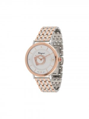 Наручные часы Minuetto Salvatore Ferragamo Watches. Цвет: золотистый