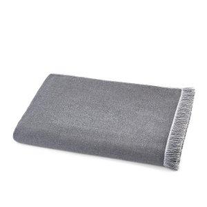 Полотенце LaRedoute. Цвет: серый