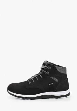 Ботинки CMP NIBAL MID WP. Цвет: черный