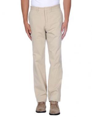 Повседневные брюки CARAMELO. Цвет: бежевый