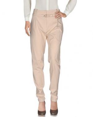 Повседневные брюки ANNARITA N. Цвет: песочный