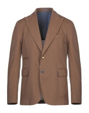 Пиджак JOHN SHEEP. Цвет: верблюжий