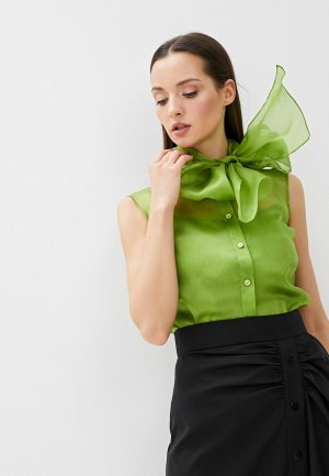 Блуза Lolita Shonidi. Цвет: зеленый