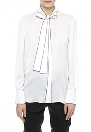Блуза ELEVENTY. Цвет: белый