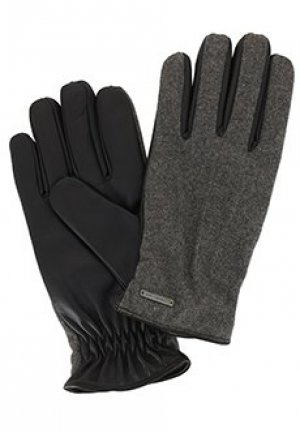 Перчатки CORNELIANI. Цвет: серый