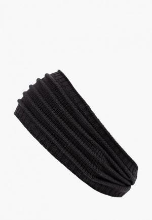 Повязка Under Armour Threadborne Knit Headband. Цвет: черный