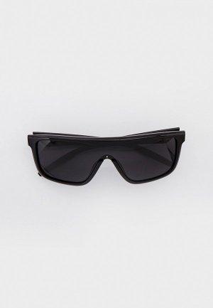 Очки солнцезащитные Greywolf GW5095. Цвет: черный