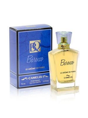 Туалетная вода Barocco Camelia 75 ml/ж. Цвет: прозрачный