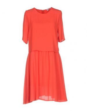 Короткое платье AXARA PARIS. Цвет: красный