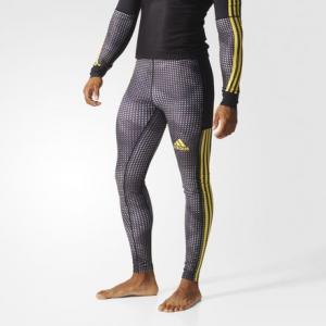 Штаны стартового костюма сборной Германии Adidas Performance. Цвет: black / syello / nocger