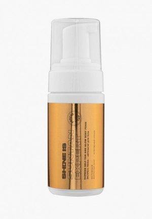 Автозагар для тела Shine Is Express Self-Tan and Glow Body Foam, 110 мл. Цвет: бежевый