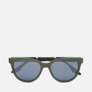 Солнцезащитные очки 05XS-03S0D3-3N Prada Linea Rossa. Цвет: зелёный