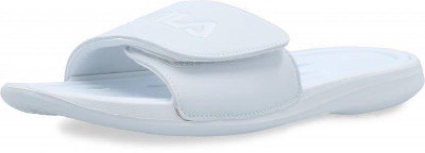 Шлепанцы женские Pool Comfort W, размер 36 FILA. Цвет: белый