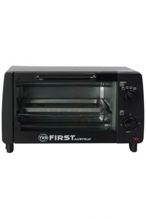 Тостер-печь FIRST. Цвет: черный