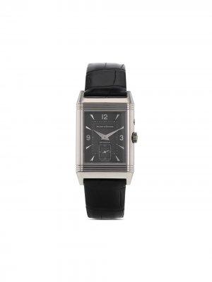 Наручные часы Reverso-Duoface 26 мм 1998-го года Jaeger-LeCoultre. Цвет: серебристый