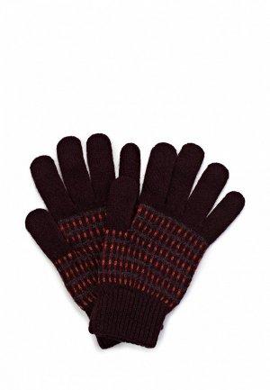 Перчатки Ben Sherman BE376HMKI502. Цвет: коричневый