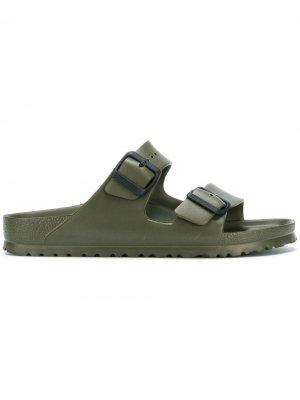 Eva sandals Birkenstock. Цвет: зеленый