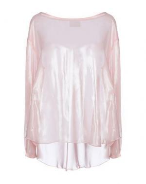 Блузка GOTHA. Цвет: розовый