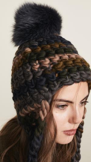 Nolita Camo Hat Mischa Lampert