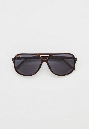 Очки солнцезащитные Ray-Ban® RB2198 902/R5. Цвет: коричневый