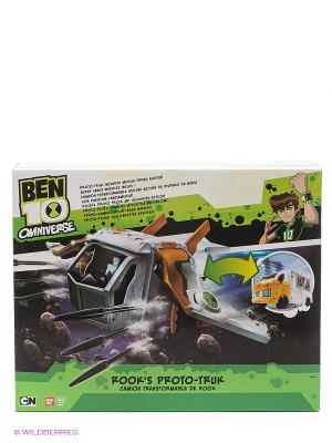 Ben 10 грузовик Рука. Цвет: черный, зеленый, белый