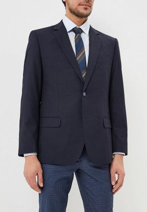 Пиджак Paspartu. Цвет: синий