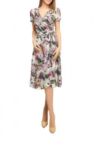 Платье Giulia Rossi. Цвет: цветы