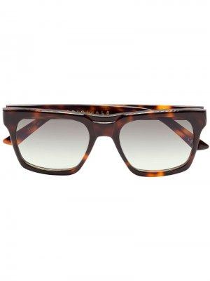 Солнцезащитные очки Donovan Kirk Originals. Цвет: черный