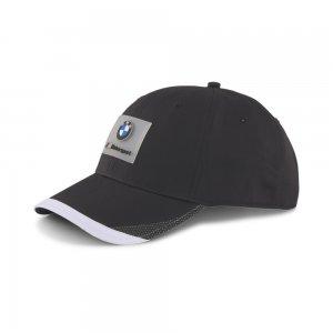 Кепка BMW M MTSP BB Cap PUMA. Цвет: черный