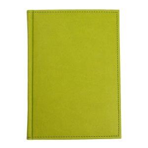 Ежедневник датированный а5 на 2022 год, 168 листов, обложка искусственная кожа vivella, салатовый Calligrata