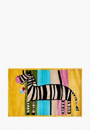 Коврик Эго Luxor for kids. Цвет: разноцветный