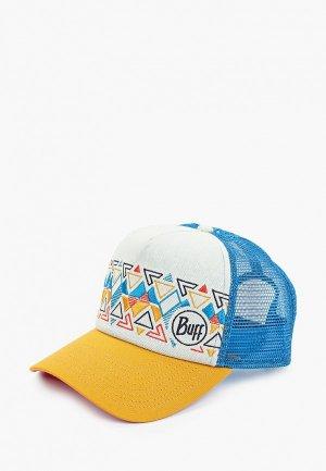 Бейсболка Buff Trucker Cap. Цвет: разноцветный