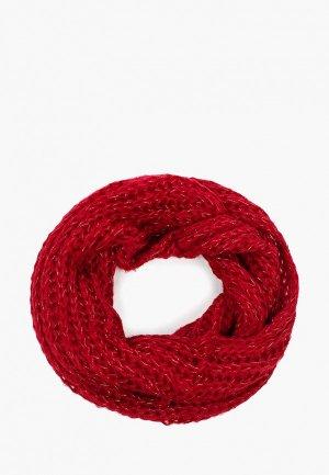 Снуд Pur. Цвет: бордовый