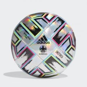 Футбольный мяч Uniforia Training Performance adidas. Цвет: зеленый
