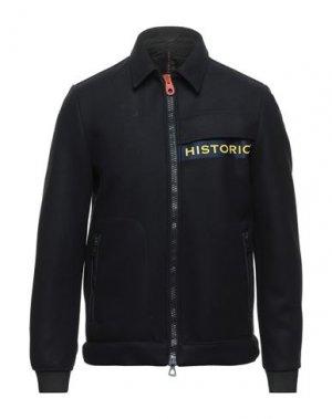 Куртка HISTORIC. Цвет: темно-синий
