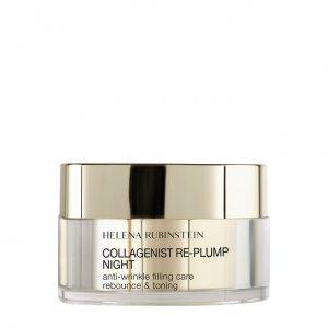 Ночной крем для лица Collagenist Re-Plump Helena Rubinstein. Цвет: бесцветный