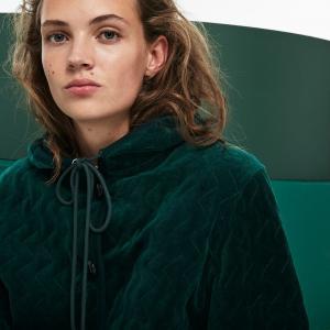 Пиджак Lacoste. Цвет: зеленый