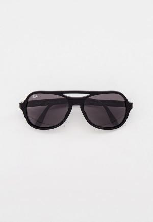 Очки солнцезащитные Ray-Ban® RB4357 601/B1. Цвет: черный