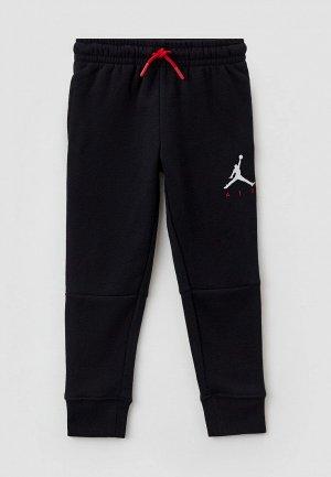 Брюки спортивные Jordan. Цвет: черный