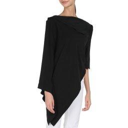 Рубашка S32NC0618 черный MM6 MAISON MARGIELA