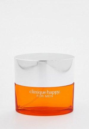 Одеколон Clinique Happy For Men Spray, 50 мл. Цвет: прозрачный
