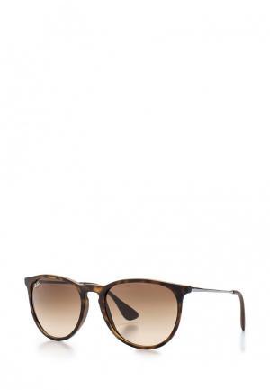 Очки солнцезащитные Ray-Ban® RB4171 865/13. Цвет: коричневый