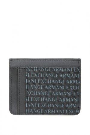 Визи ARMANI EXCHANGE. Цвет: черный